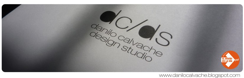 danilo calvache design blog