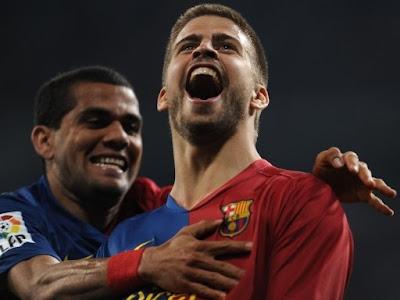 Gerard Pique Barcelona 2010. FC Barcelona Blog: Barça