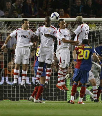 With just 14 senior players, Sevilla look doomed ahead of their Copa del Rey tie with Barcelona