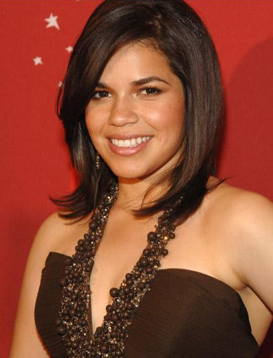 america ferrera hair color. hot america ferrera hair