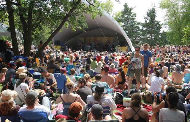 the 37th winnipeg folk