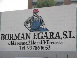 BORMAN EGARA, S.L.