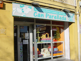Perruqueria canina i botiga Can Parellada