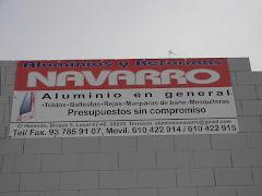 Aluminios Navarro