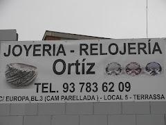 JOYERIA-RELOJERÍA ORTIZ