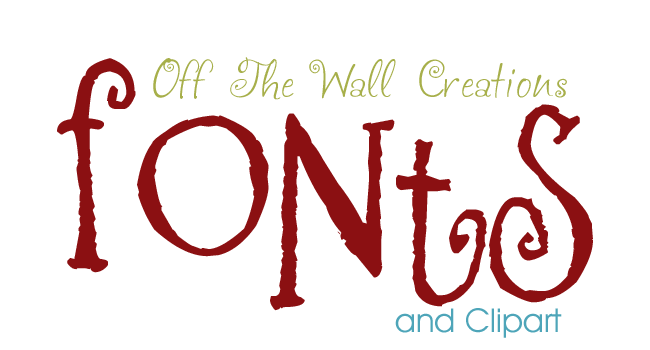 Off The Wall Creations Fonts