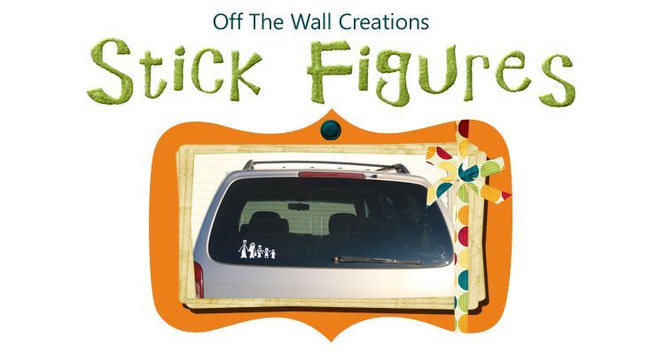 Off The Wall Creations Stick Figures