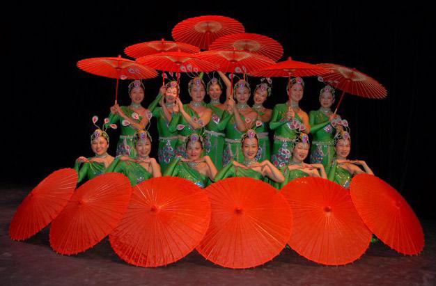 Dai Dance (又见春雨)