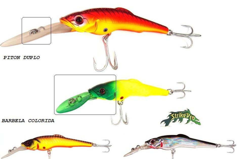 Artigos de pesca