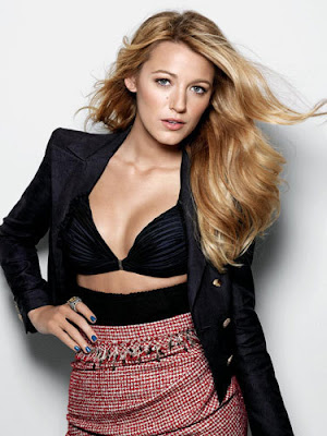 blake lively photoshoot. Blake Lively appreciation