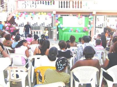 La Literatura Infantil  de Fiesta en Mi Barrio en Letras