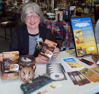 Author Lynda Coker - Book Signing in Longview, TX