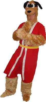hong kong phooey costume
