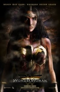 Wonder Woman Fan Poster