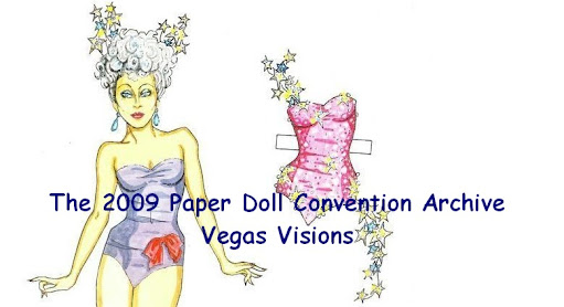 The 2009 Paper Doll Convention Archive