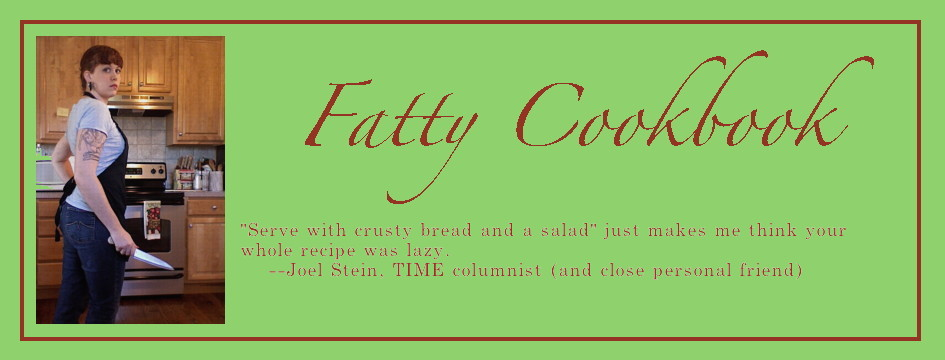 Fatty Cookbook