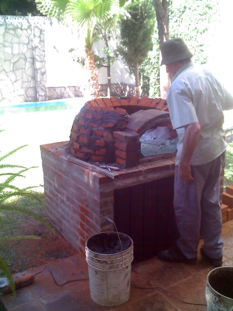 Tu horno de barro hornos de barro argentina buenos aires zona norte sur oeste 03 10 - Rejillas de barro ...