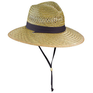 Ck outfitters fly fishing straw hats for Fishing straw hat