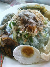 :::Nasi Kerabu Full Set:::