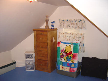 My Son's Room BEFORE