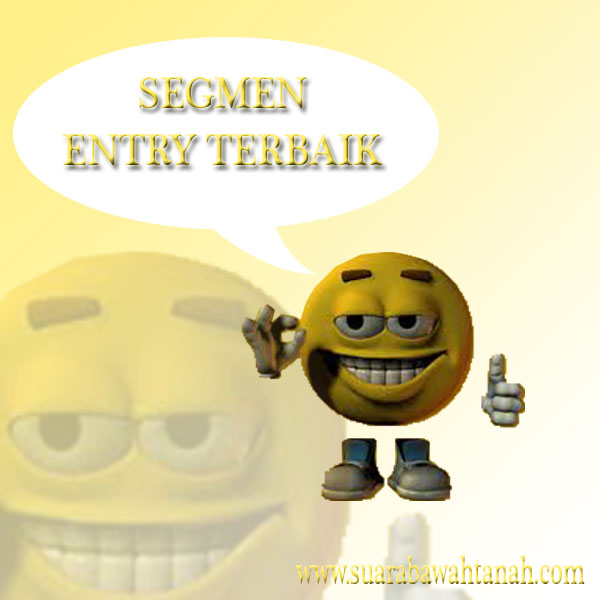 SEGMEN ENTRY TERBAIK