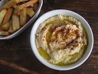 Alton Brown Hummus