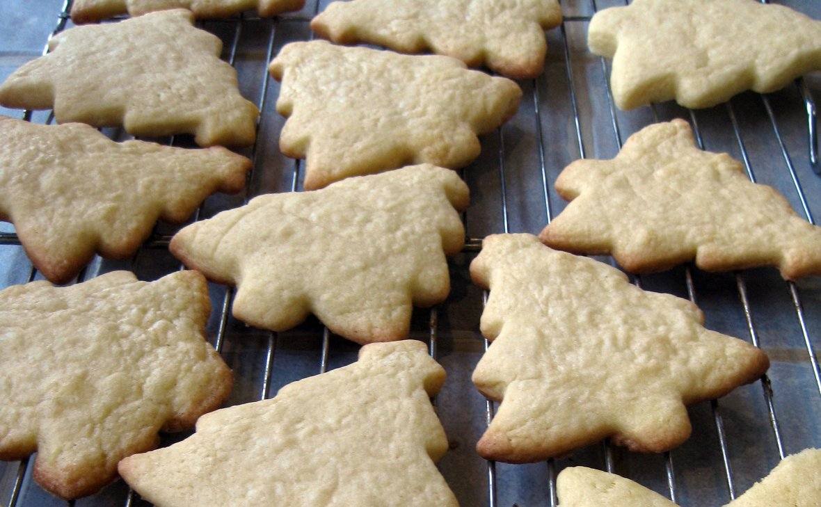 Aunt Ethel S Sugar Cookies
