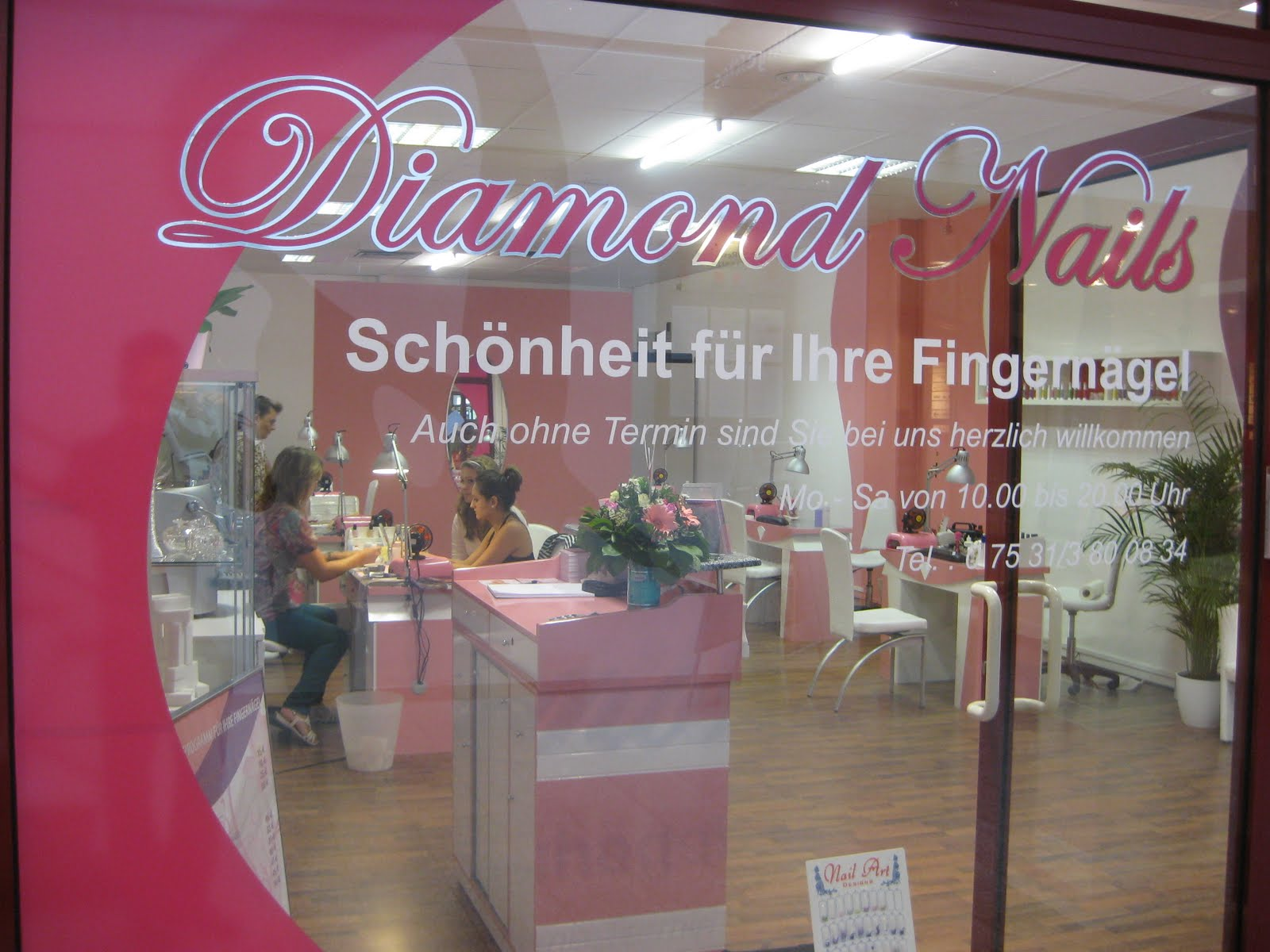Diamond Nails U0026 Beauty Konstanz- American Style
