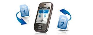 celular 2 chips samsung