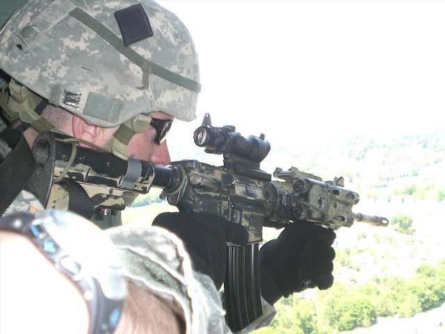 G3 tipicamente um fuzil de calibre 7.62x51mm Nato