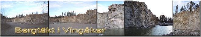 Bergtäkt i Vingåker
