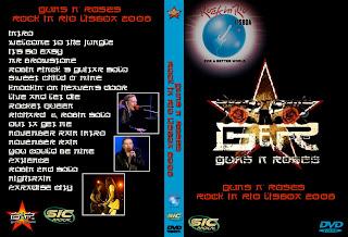 Guns n' Roses - 2006-05-27 - Lisbon, Portugal (2xDVDfull pro-shot)
