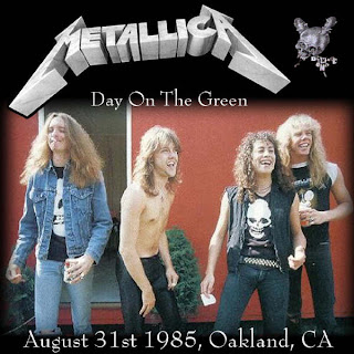 Metallica 1985 