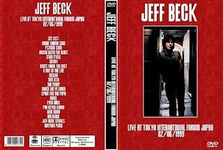 Jeff Beck - 1999-02-06 - Tokyo, Japan (DVDfull pro-shot)