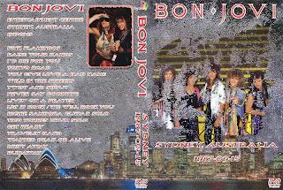 Bon Jovi - 1987-09-15 - Sydney, Australia (DVDfull aud-shot)