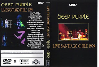 Deep Purple - 1999-03-31 - Santiago, Chile (DVDfull pro-shot)