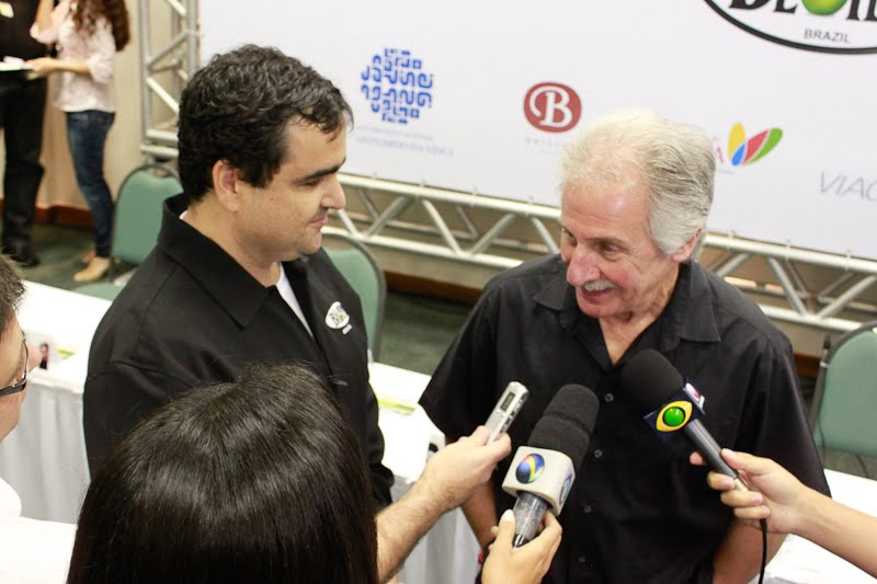 Pete Best no Brasil 2011