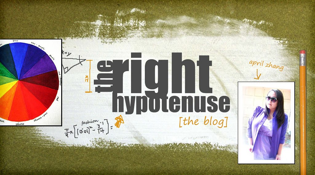 The Right Hypotenuse