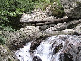 la cascata degli inglesi corsica