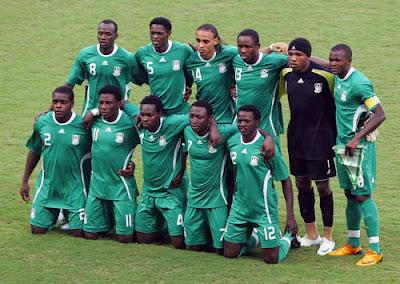 Nigéria : les  30 joueurs thumbnail