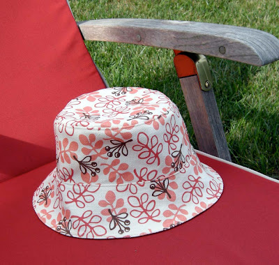 Shazzas Patterns: THE BUCKET HAT