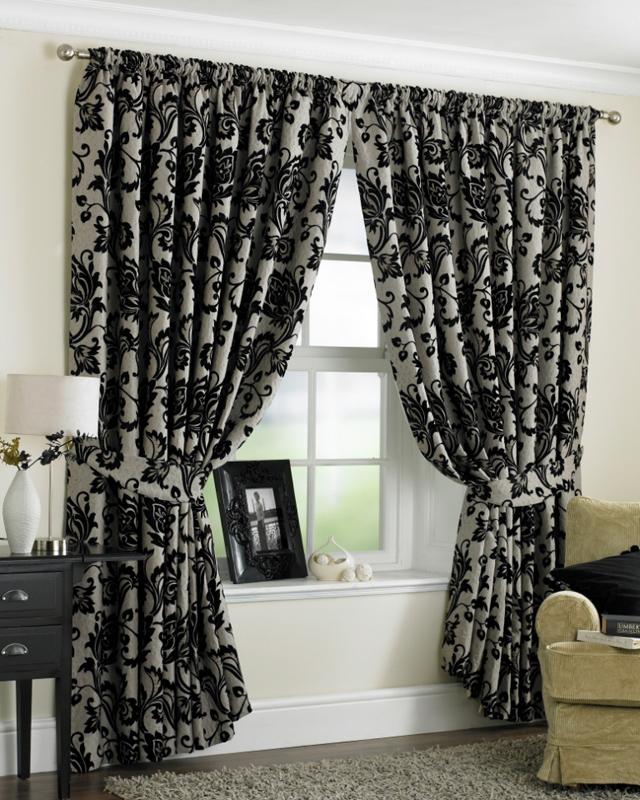 Ediciones y confeciones confecciones de cortinas para el for Cortinas blancas para sala