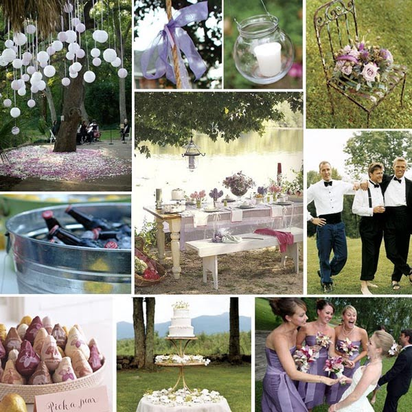 My Scrapbook Of Life DIY Garden Wedding