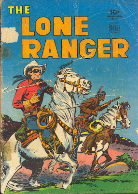 cool mo comics post four color 82 the lone ranger