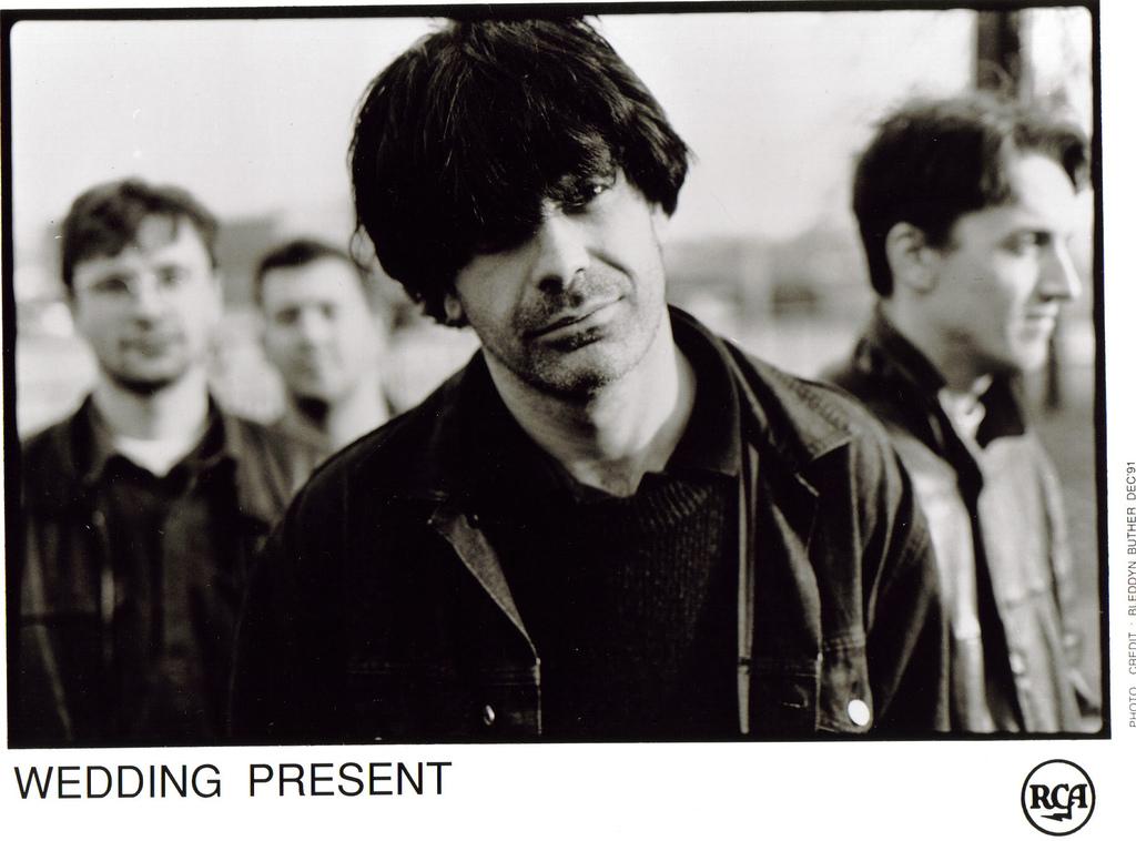 The Wedding Present Leadmill Sheffield Uk May 4 1993 Radio Broadcast