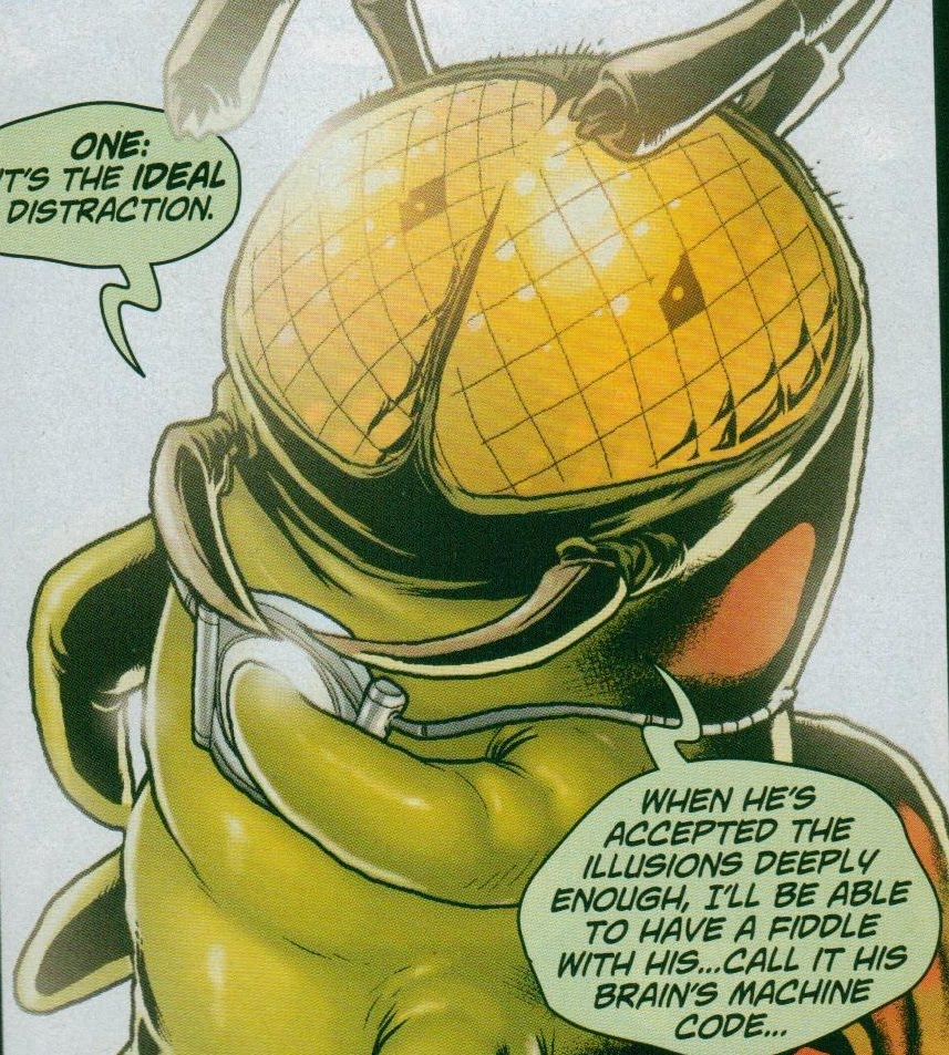 how to draw compound eyes