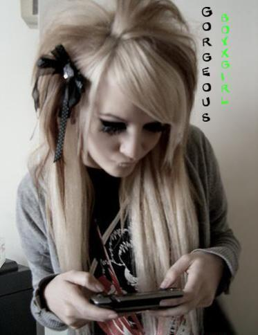 cba0c emo hairstyles 8 Pink Emo Hairstyles for Girls