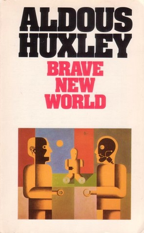 a literary analysis of the brave new world by aldous huxley When aldous huxley wrote brave new world, he was providing a commentary about the state of society as he saw it one of the aspects he paid the.