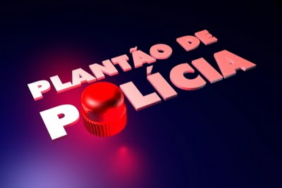 Plantão policial de 27 de julho a 29 de julho