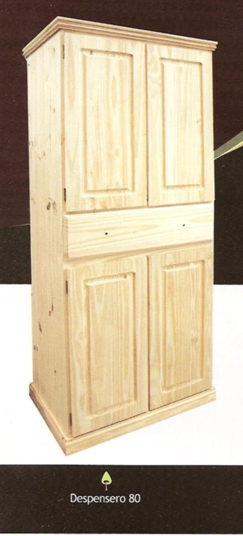 Hya muebles de pino cocina comedor for Muebles para cocina comedor